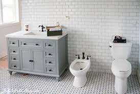 pardon our dust bathroom progress the lilypad cottage