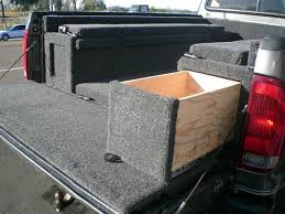 Ford Ranger Truck Bed - customizable carpet kits for your truck bed can be used with