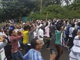 is thanksgiving a religious day 52 confirmed dead in stampede during ethiopia religious