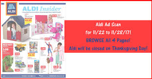 aldi weekly ad scan 11 22 17 11 28 17 aldi ad preview