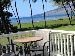 maui kihei private beachfront house 4 bedro vrbo