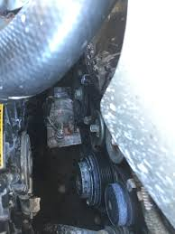 lexus rx400h overheating coolant check turned into cooling system teardown clublexus