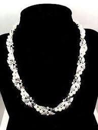 pearls necklace ebay images Trifari necklace ebay JPG