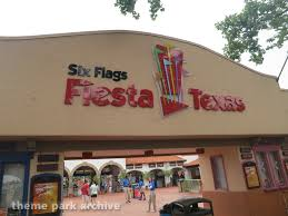 Six Flags Outlets Six Flags Fiesta Texas 2014 Theme Park Archive