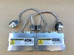 lexus rx330 parts 2x new oem 04 09 lexus rx330 rx350 rx400h xenon headlight