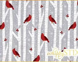 birch tree wrapping paper birch tree fabric etsy