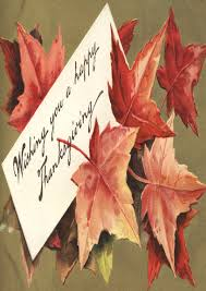 wishing happy thanksgiving greeting cards messages thanksgiving