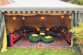 arabian tent arabian tents and boutique marquee hire attentive events