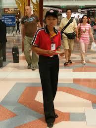 file female burger king employee suvarnabhumi airport thailand jpg