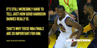 Harrison Barnes College Stats Is Harrison Barnes Actually Good The Nba Finals Will Finally Tell