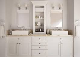 white shaker bathroom cabinets bathroom vanities all home cabinetry