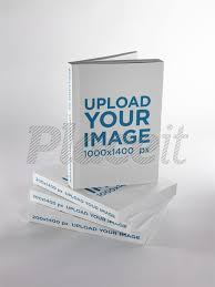 book mockup templates placeit