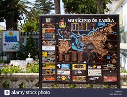 Andalucia Spain Map by Town Map And Information Tarifa Costa De La Luz Andalucia