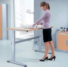 Electric Adjustable Desk by Electric Adjustable Height Desk 2 Column Adjustable Desk Height