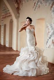 designer wedding gown wedding dress ct186 eddy k bridal gowns designer wedding