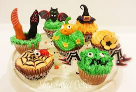 Sara Sweet Cakes Ideas Cupcakes Halloween