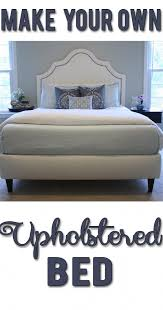 Make Your Own Bed Frame 45 Easy Diy Bed Frame Projects You Can Build On A Budget