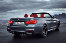 2015 bmw m3 convertible 2015 bmw m4 convertible debuts at 2014 york auto automobile