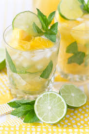 mango mojito recipe pineapple mojito