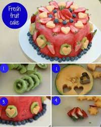 super impressive fruit recipes party move cake