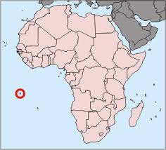ascension islands map on ascension island the island review
