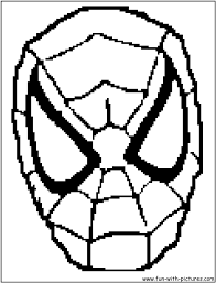 spiderman images free kids coloring