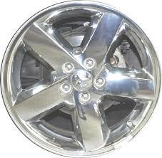 2008 dodge avenger wheels used aly2310 dodge avenger wheel chrome clad 01505691aa