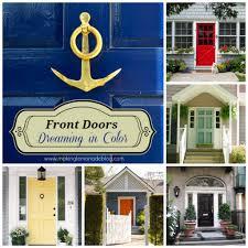 What Color To Paint Front Door Front Doors Outstanding Ideas For Front Door Color Front Door