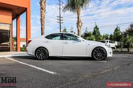 lexus vossen wheels lexus is350 on vossen cvt directional wheels