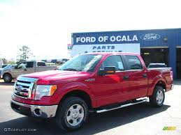 ford f150 xlt colors 2010 vermillion ford f150 xlt supercrew 25195986 gtcarlot