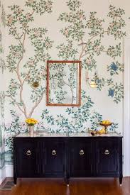black and gold sideboard design ideas
