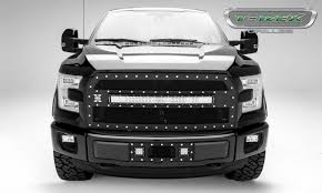 Off Road Light Bars Led by Ford F 150 Torch Series Grille Featuring 1 40