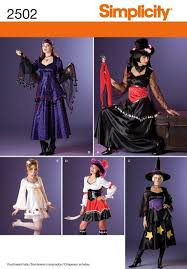 Simplicity Halloween Costumes 138 Simplicity Images Simplicity Sewing