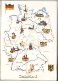 map of deutschland germany torii rakuten global market ooe cross stitch embroidery kit