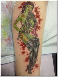 65 pin up tattoo designs