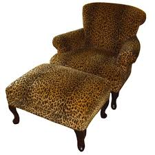 Leopard Armchair Online Furniture Auctions Vintage Furniture Auction Antique
