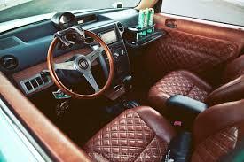 Brown Car Interior Custom Leather Interior Car Home Design Furniture Decorating Cool