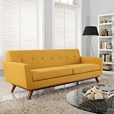 All Modern Sofa by Spiers Sofa In Mustard Decor Pinterest Mustard House And