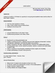 resume lpn resume cv cover letter