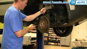 how to install replace front disc brakes volvo xc90 1aauto com