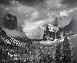 ansel adams yosemite and the range of light poster ansel adams photos see light of day at leighton galleries july 30
