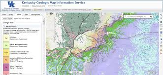 kentucky geologic map information service ky geological survey on the usgs has designated july as