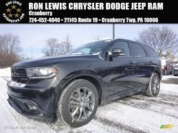 Dodge Durango Rt 2015 - 2015 brilliant black crystal pearl dodge durango r t awd