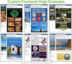 facebook landing page examplessample facebook timeline facebook