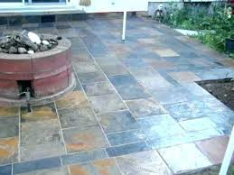 Slate Patio Pavers Slate Patio Pavers Slate Back Patio Unique Patio Tiles