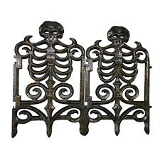 home accents holiday 30 in victorian skeleton fence rust 5127226