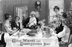 a brief history of thanksgiving historical society of western