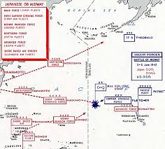 Map From File Battle Of Midway Map From Dean Usma Edu 2015 Png Wikimedia