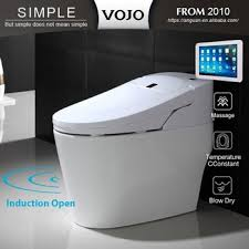 Toilet With Bidet Built In Mobile Control Intelligence Smart Toilets With Built In Bidet