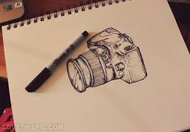 camera sketch pictures photos and images for facebook